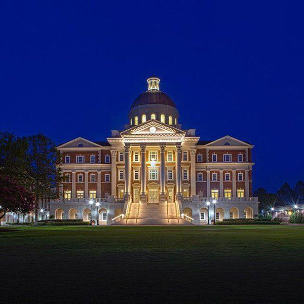 Christopher Newport University Newport News Virginia College