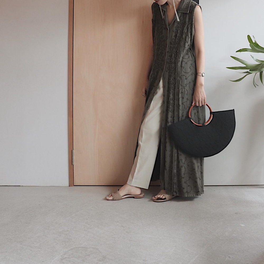 京都 古着屋sheer stand c さん sheer usedclothing instagram写真と動画 used clothing one piece slip dress