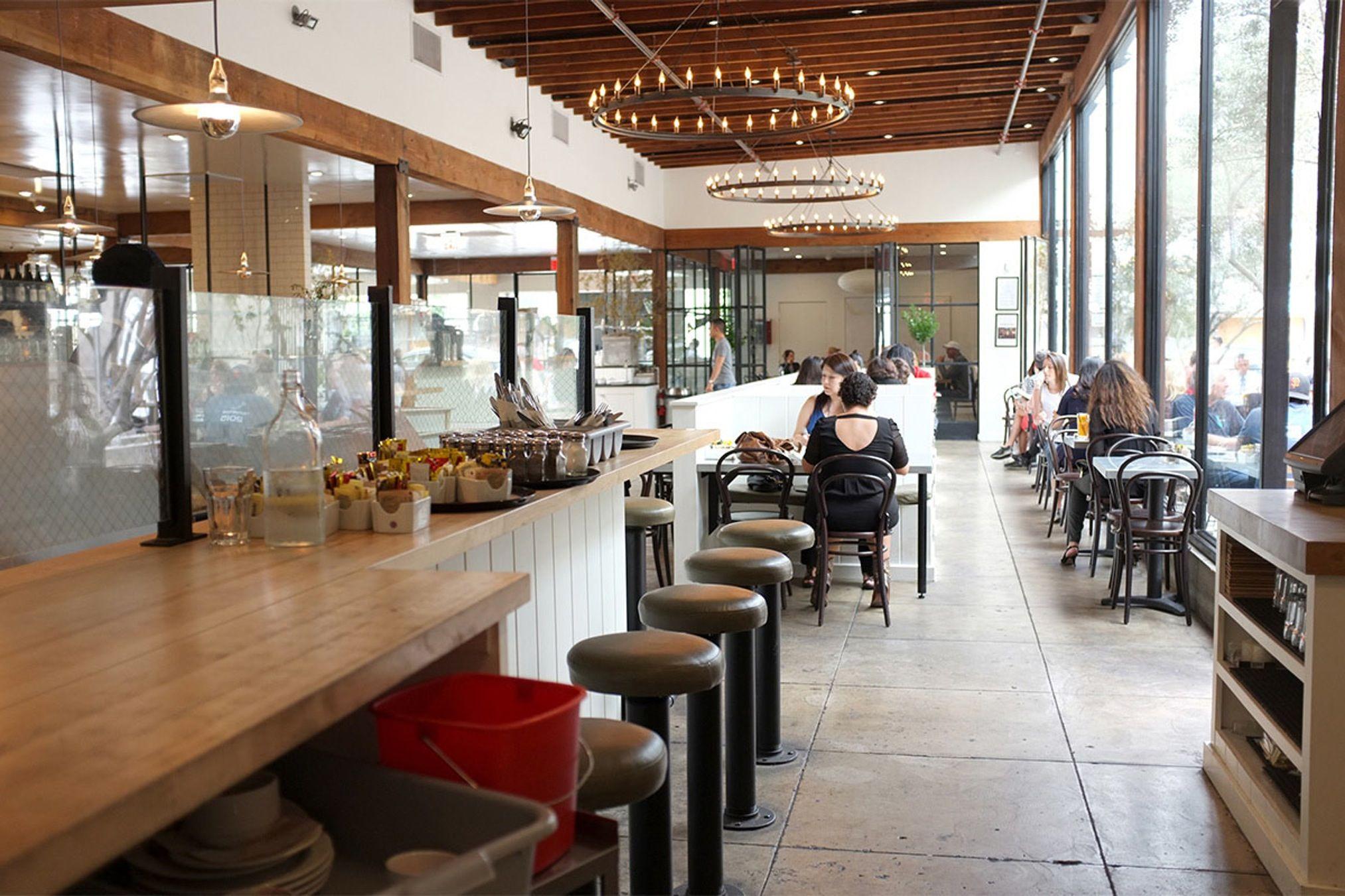 On The Grid Zinc Cafe Restaurant Interior Home Decor Home