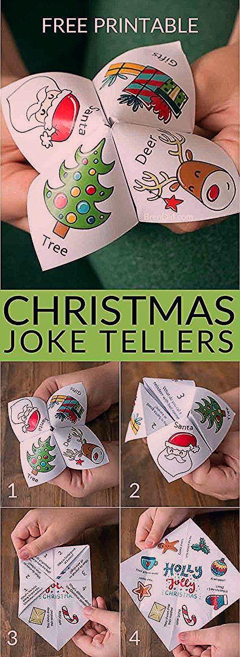 Photo of Weihnachtswitz-Teller (Wahrsagerin) für Kinder https://christmas.yazilimyukle.com/weihnachtsw…