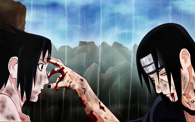 2880x1800 Hd Wallpaper Background Id 72695 Profilbilder Naruto Bilder Pc Hintergrund Best of sad itachi and sasuke wallpaper