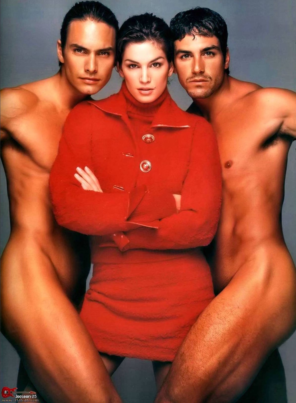 Marcus schenkenberg cindy crawford eric etebari photographed by marcus schenkenberg cindy crawford eric etebari photographed by richard avedon gianni versaces fall thecheapjerseys Gallery