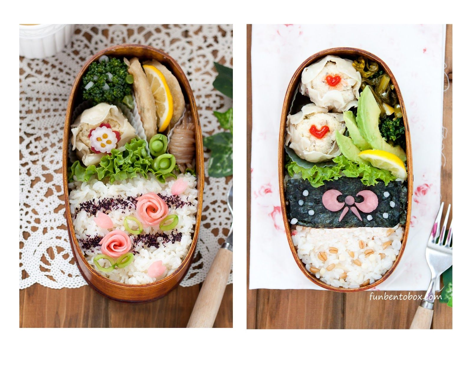 cute vegan lunch bento box japanese. Black Bedroom Furniture Sets. Home Design Ideas