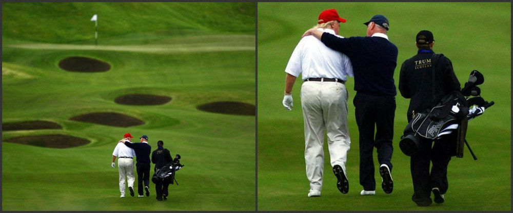 Did President Trump Experience Diarrhea On A Golf Course Golf Golf Courses Golf With Friends