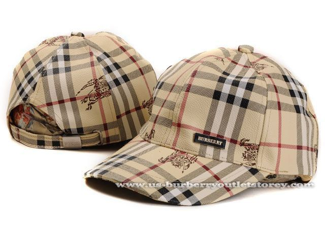 burberry black cotton nova check trim baseball cap chav the mens hat