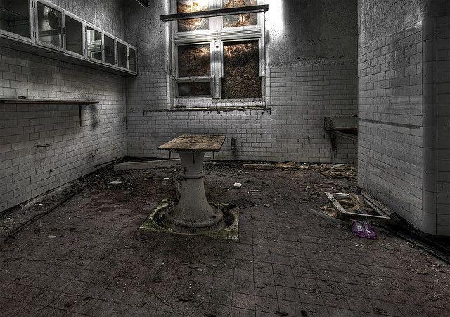 The Mortuary, Denbigh Asylum