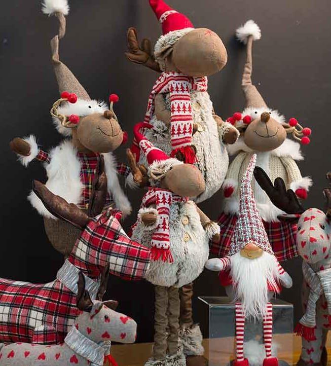 Entra ables tanto si tenemos ni os en casa como si no los for Cuales son los adornos navidenos