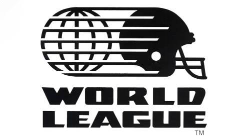 The Pictorial Part Of The World League Of American Football Logo Football Logo American Football Sports Article