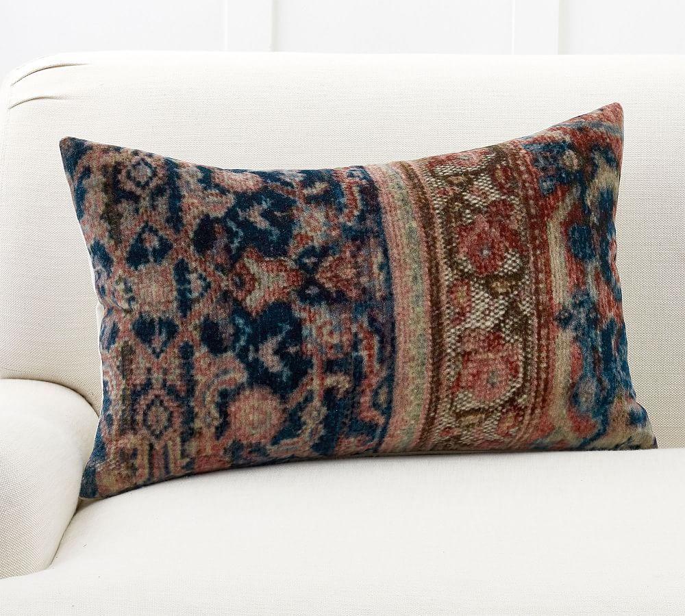 Cozy Modern Velvet Throw Pillow Cover