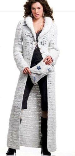 W570 crochet pattern only dream long coat and clutch bag pattern w570 crochet pattern only dream long coat and clutch bag pattern dt1010fo