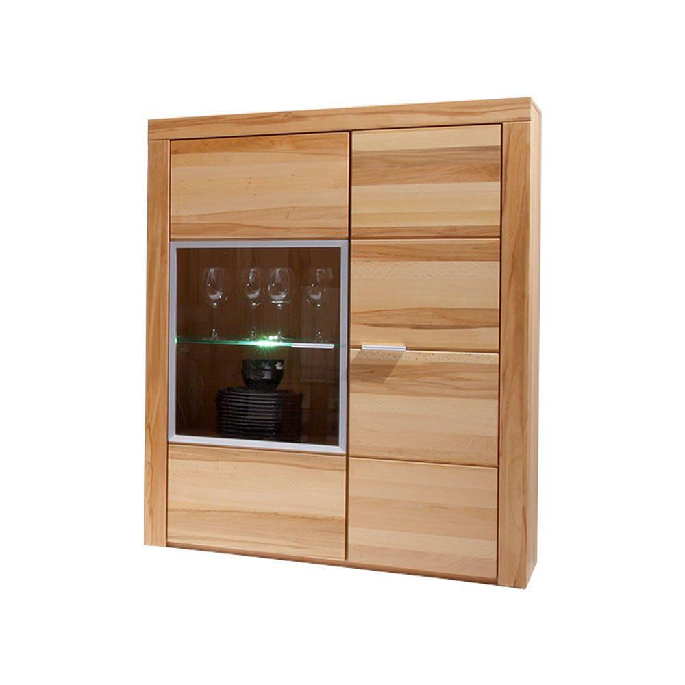 Kernbuche Wohnzimmer, wohnzimmer highboard aus kernbuche geölt glas jetzt bestellen unter, Design ideen