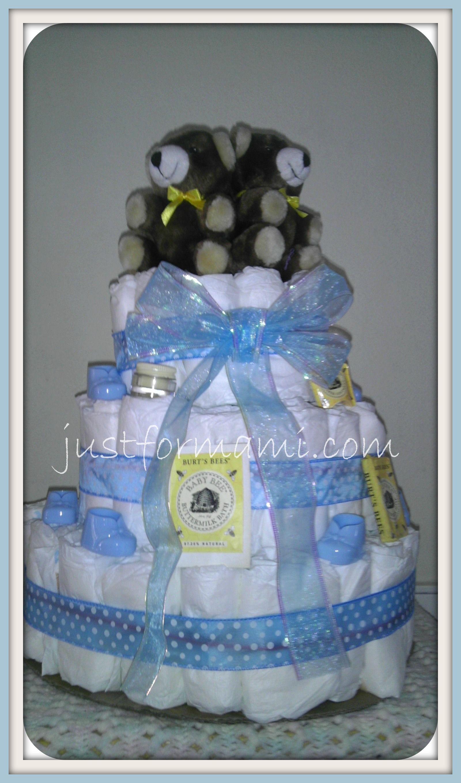 Pastel de Pa±ales pa±ales babyshower Baby Shower