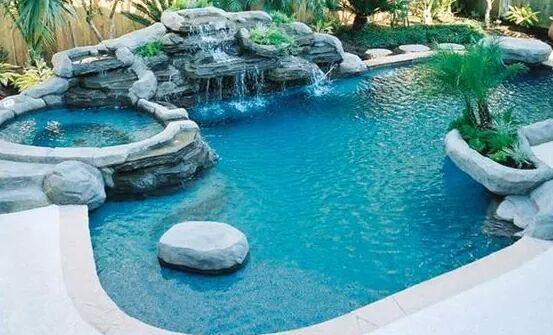 Modelos de piscinas by for Estilos de piscinas modernas