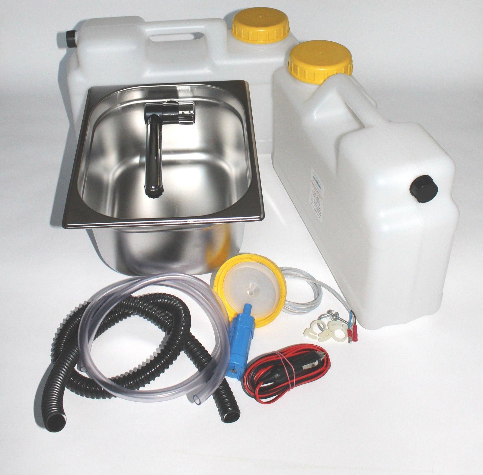 12v Minikuche Technikset Wohnmobil Bausatz Spule 325x265x150mm