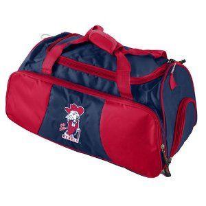 Ole Miss Duffel Bag BEST NCAA DUFFLE GYM BAGS