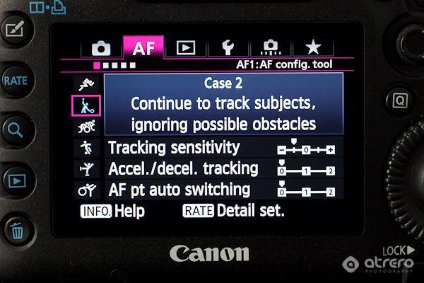 5da667c87ee4 Canon EOS 5D Mark III AF and Custom Function Settings