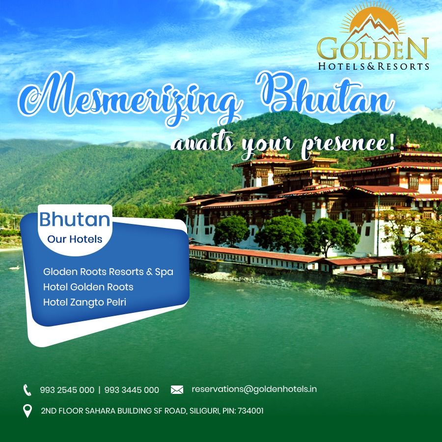 Create memories and spend quality time in the rejuvenating ambience of our Golden Properties with your loved ones. The Golden Hotels & Resorts family is made up of 13 mesmerizing properties spanning the entire length and breadth of Sikkim, Darjeeling, Bhutan and Nepal. Experience extraordinary levels of luxury and hospitality as you make our abodes your home far away from home.  #goldenhotelsandresorts #sikkim #darjeeling #bhutan #nepal #holidays #thrillinglocations