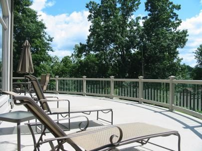 Best Clearview Porch And Stair Rail System High Quality Vinyl 400 x 300