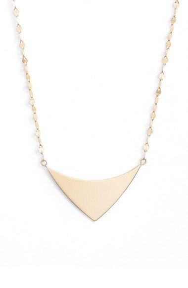 Lana Jewelry Diamond Bar Pendant Necklace EFtsnAHwP