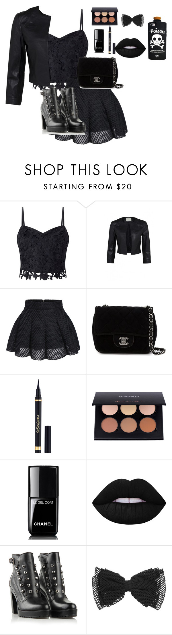 """Untitled #145"" by ciara-dexter ❤ liked on Polyvore featuring interior, interiors, interior design, home, home decor, interior decorating, Lipsy, Chanel, Lime Crime and Diesel"