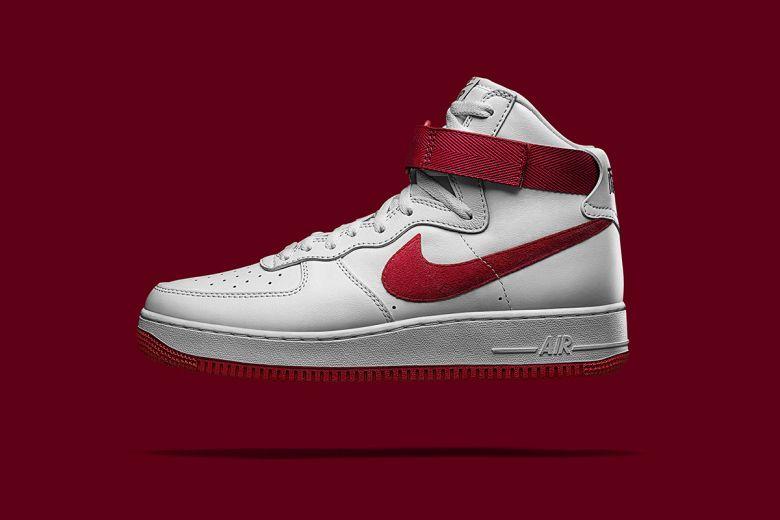 Nike Air Force 1 High Polka Dot