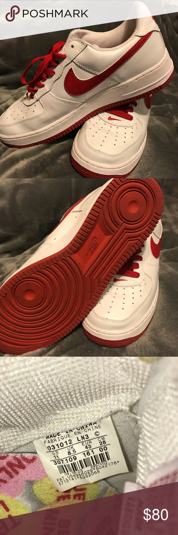 Nike Air Force 1 Valentine S Day Edition Nike Air Force Air Force