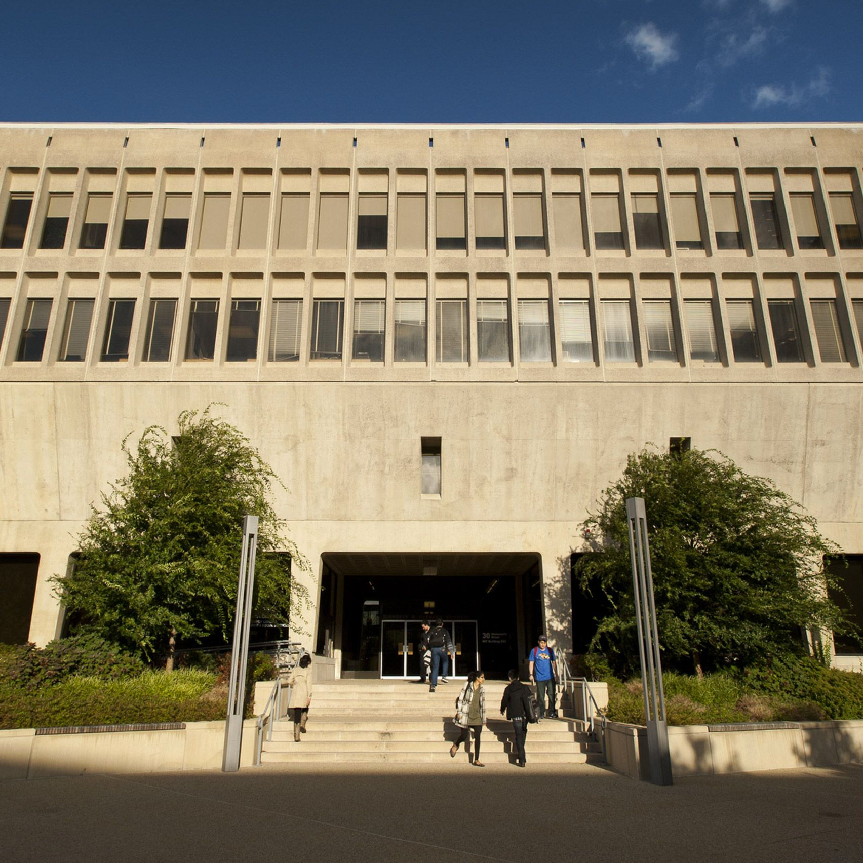 Hermann Building By Eduardo Catalano Architecture Amazing Architecture University Campus