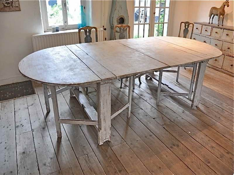 Drop Leaf Circular Dining Table Modern Drop Leaf Table Pictures