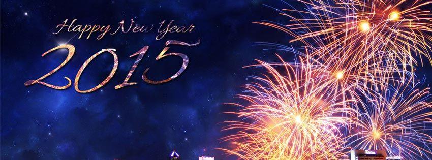 Http Www Designbolts Com Wp Content Uploads 2014 11 New Year Beautiful Fireworks 2015 Fb Photo Happy New Year Photo Happy New Year 2015 Facebook Cover Photos