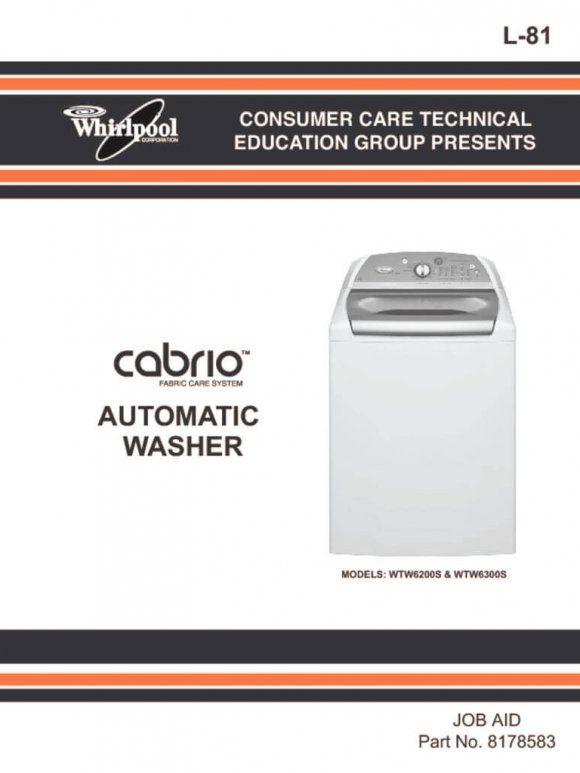 Cabrio Washer Repair Washer Repair Washer Repair