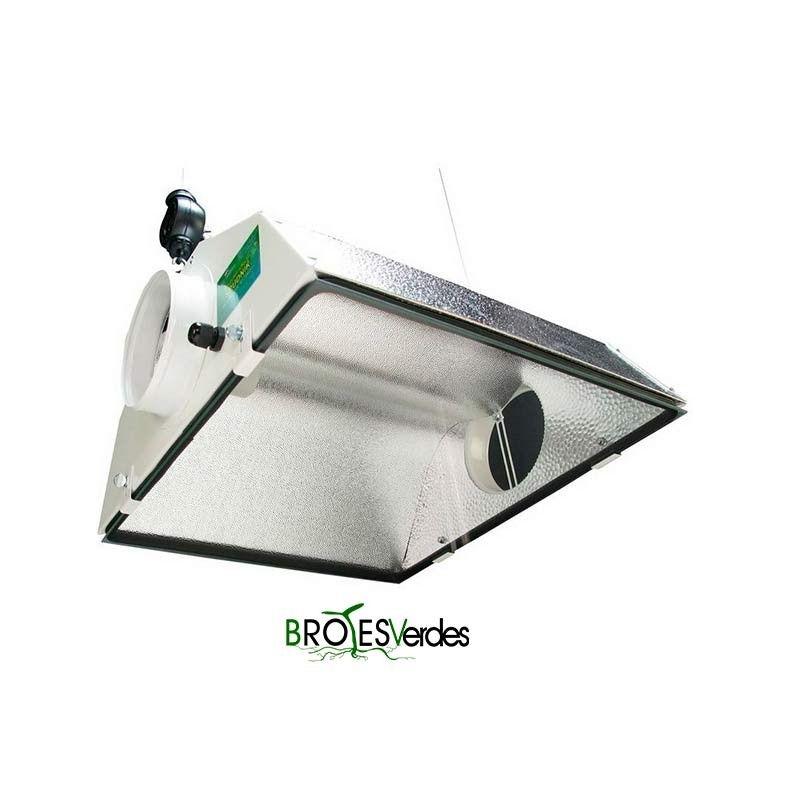 Reflector Spudnik Corriente De Aire Iluminación Interior Calor