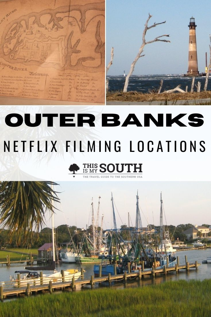 The Ultimate Outer Banks Show Fan Guide To South Carolina This Is My South South Carolina Travel Filming Locations South Carolina Vacation