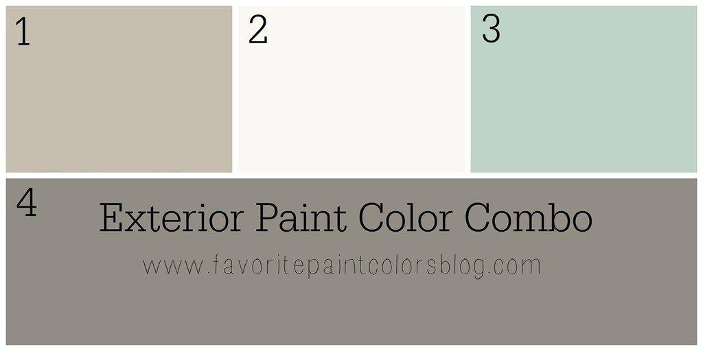 Exterior color combo - classic gray | exterior paint | Pinterest ...