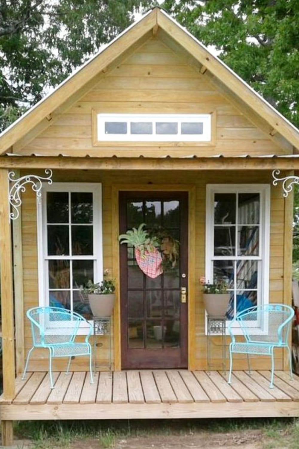 She Shed Ideas Gorgeous Shed Office Craft Room Woman Cave Ideas For Your Backyard Shed Decor Shed With Porch Shed Design