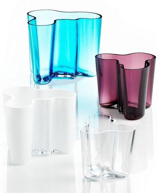 Iittala Vases Aalto Collection Vase Collection Glassware