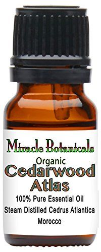 Cedarwood Atlas essential oil originates in the Atlas Mountains of North Africa. It tends to be lighter and more gentle than other cedarwood chemotypes.  Cedarwood Atlas essential oil is well known fo...