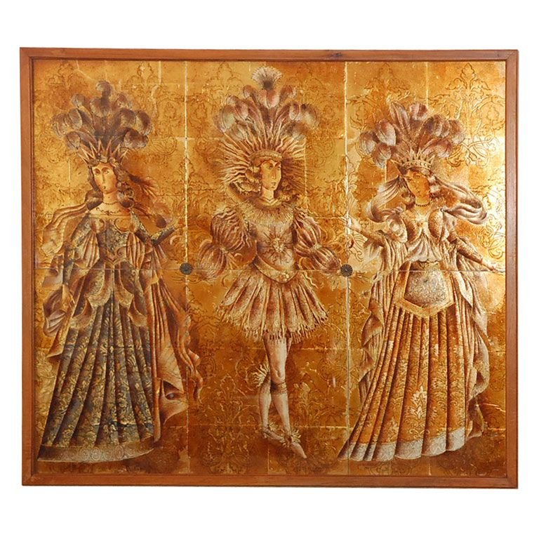 Vintage And Antique Wall Decor And Decorations For Sale At 1Stdibs