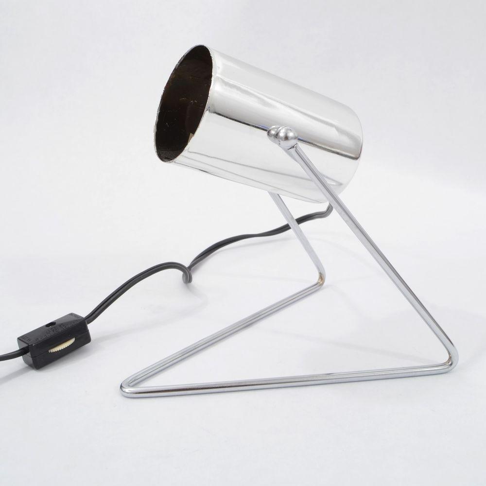 Vintage 1970s MID Century MODERN Spot Light MINI Table Desk LAMP – Mini Desk Lamps