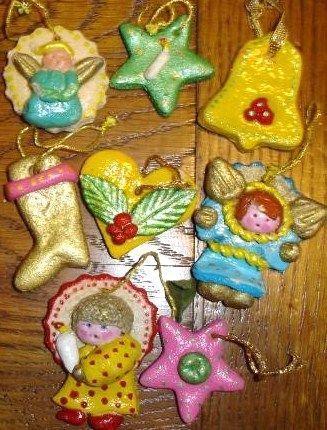 Comment Faire Une étoile De Noël En Pâte à Sel Des Modèles Des
