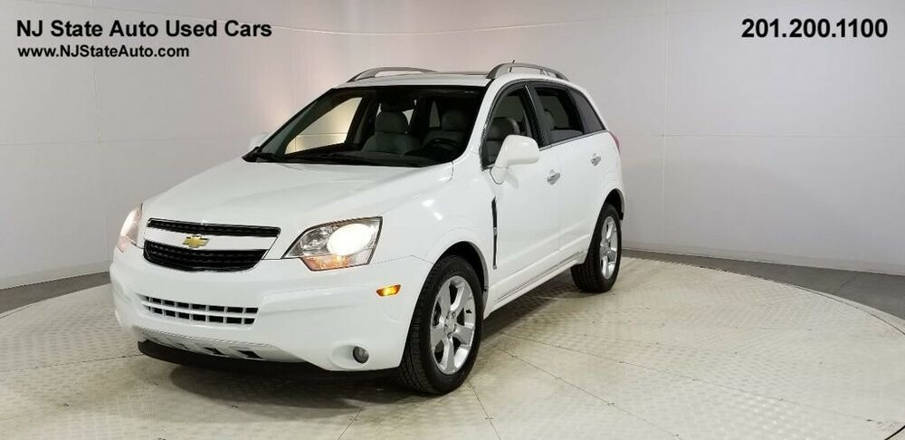 Ebay Advertisement 2013 Chevrolet Captiva Sport Fwd 4dr Lt 2013