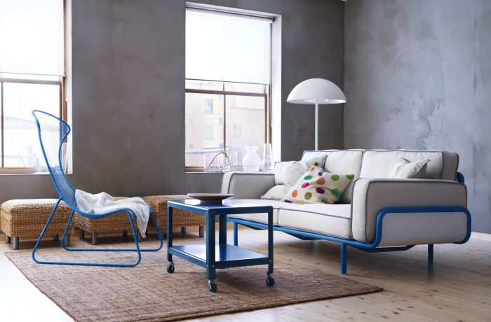 Us Furniture And Home Furnishings 家 藍 色 布