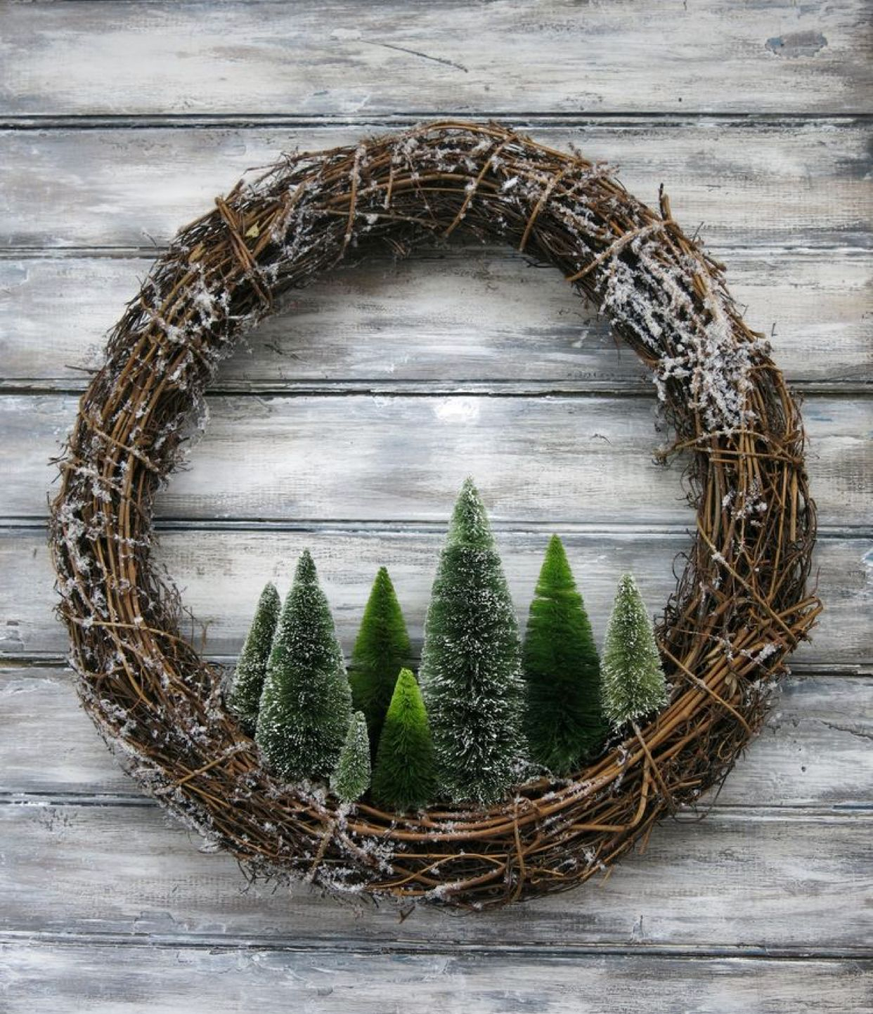 34++ Easy christmas wreaths information