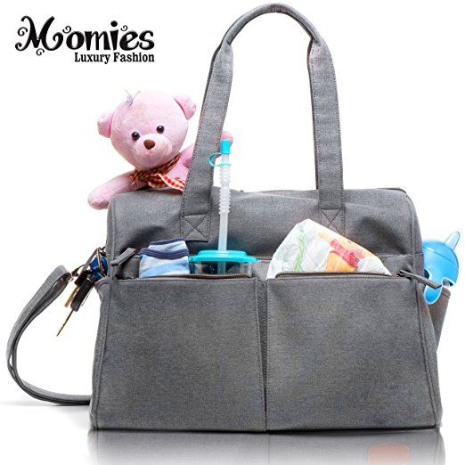 d227f43a8b88 The versatile and fashionable bag comes with 13 pockets for storing and  arranging baby stuffDiaper bags play a significant role in ensuring the  baby is well