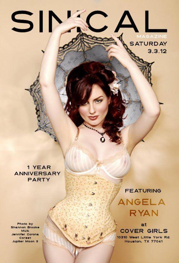 Angela Ryan - Sinical magazine