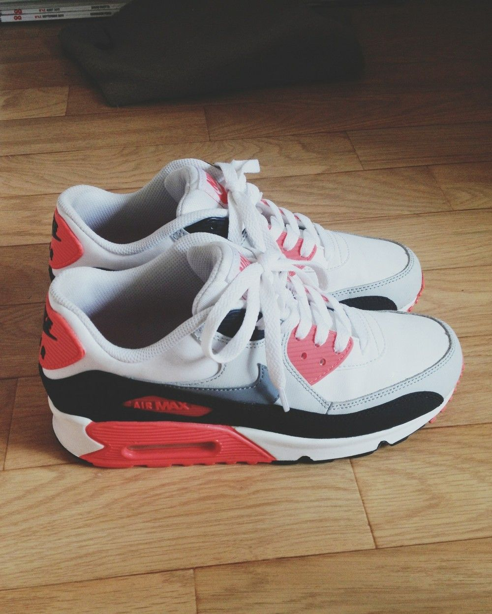 NIKE AIR MAX 90 INFRARED T38.5 via lecoindelodie. Click on the image