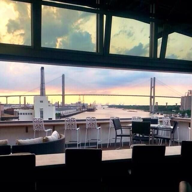New Rooftop Lounge At The Cotton Sail Hotel