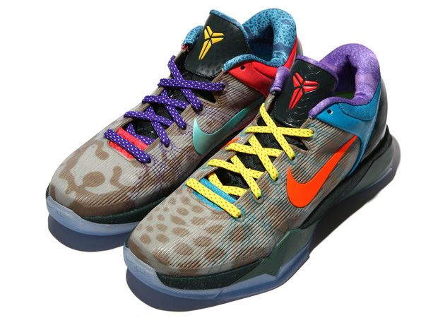 Nike Kobe VII System 'What The Kobe' | Highsnobiety