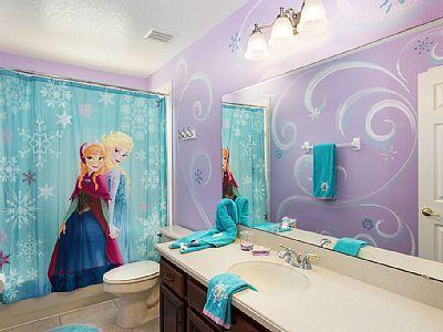 High Quality Girls Bathroom Idea