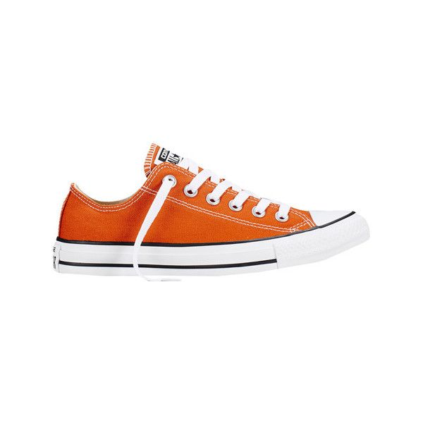 Converse Chuck Taylor All Star Low Sneaker - Roasted Carrot Lace Up... (