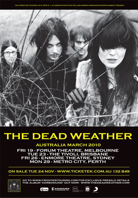 The Dead Weather (2011)